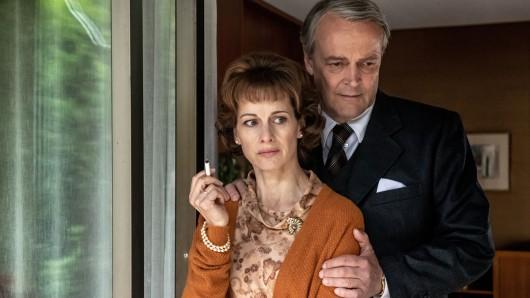 Das Ehepaar Beitz: Else (Judith Rosmair) und Berthold Beitz (Sven-Eric Bechtolf)