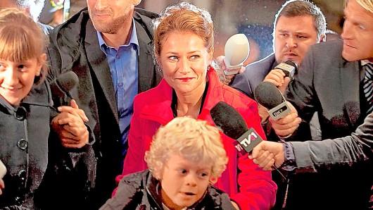 Auch in der 4. Borgen-Staffel geht es um die politische Karriere von Brigitte Nyborg (Sidse Babett Knudsen).