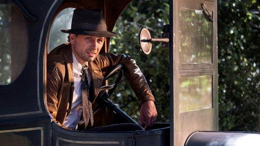 Perry Mason (Matthew Rhys) verdient sein Geld mit fragwürdigen Schnüffeleien