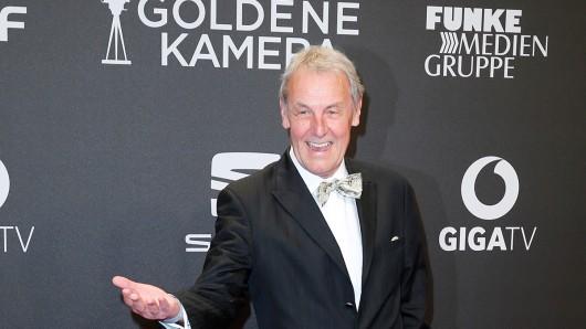 Jörg Wontorra war Gast bei der Verleihung der GOLDENEN KAMERA 2017.