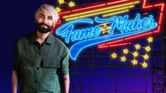 Tom Neuwirth moderiert die neue ProSieben-Musikshow FameMaker.