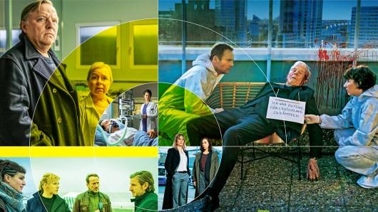 """36 """"Tatort""""-Erstsendungen, neue Teams, Abschiede und ein Comeback - die neue Tatort-Saison hält einige Überraschungen bereit."""