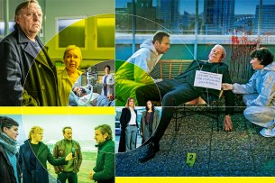 """36 """"Tatort""""-Erstsendungen, neue Teams, Abschiede und ein Comeback - die neue """"Tatort""""-Saison hält einige Überraschungen bereit."""