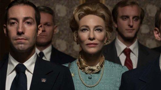 GOLDENE KAMERA-Preisträgerin Cate Blanchett kämpft in Mrs. America gegen Gleichberechtigung.