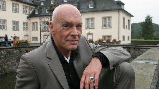 Thomas Gumpert als Graf von Lahnstein in der ARD-Serie Verbotene Liebe