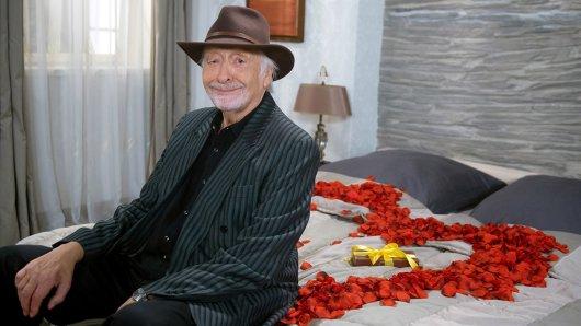 In Rote Rosen sollte Karl Dall die Episodenrolle eines Alt-Rockstars übernehmen.