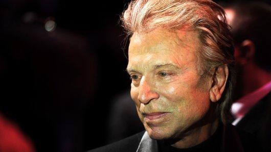 Der Magier und Tierdompteur Siegfried Fischbacher ist nach schwerem Krebsleiden gestorben