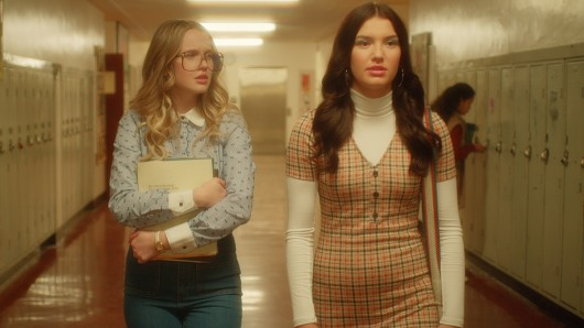 Kate (Sarah Chalke,l.) und Tully (Katherine Heigl) wollen immer füreinander da sein.
