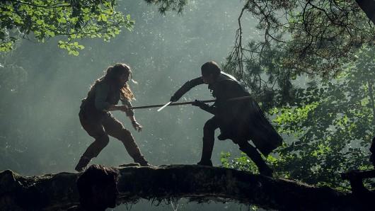 Szene aus Tribes of Europa.