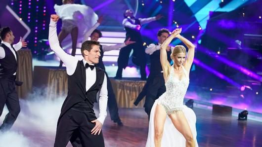 Der Opening-Tanz bei Let's Dance.