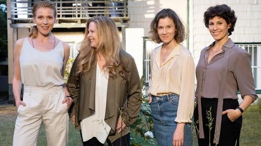 Tage, die es nicht gab: Franziska Weisz, Diana Amft, Franziska Hackl, Jasmin Gerat spielen die Hauptrollen in den acht Folgen à 48 Minuten.
