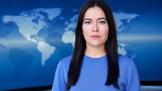 Aline Abboud wird Moderatorin der ARD tagesthemen.