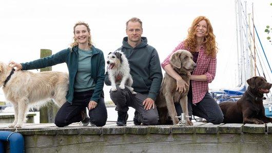 Nord bei Nordwest - Wilde Hunde: v. l. n. r.: Jana Klinge, Hinnerk Schönemann, Marleen Lohse.