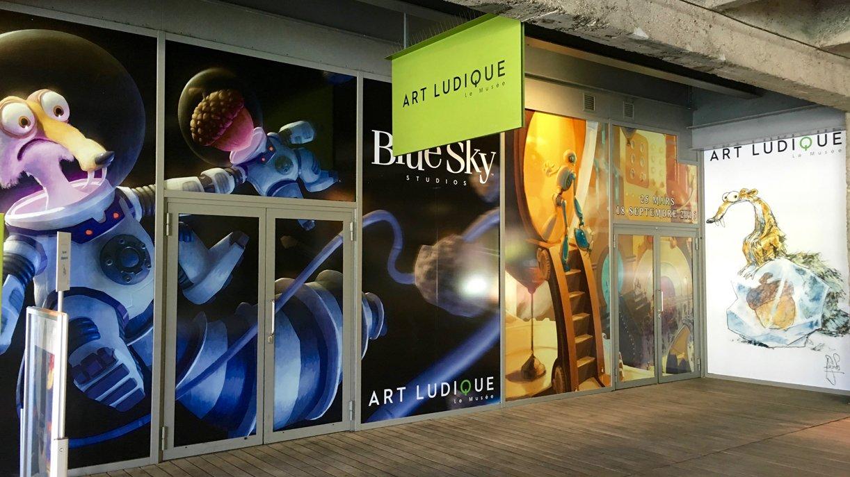 Das Art Ludique Museum. Foto: © Theo Kingma