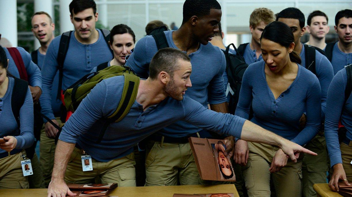 Hartes Training in der FBI-Akadamie in Quantico. Foto: © 2015 ABC Studios