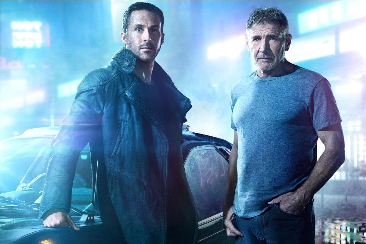 Blade Runner 2049 mit Ryan Gosling (l.) und Harrison Ford – Kinostart: 5. Oktober