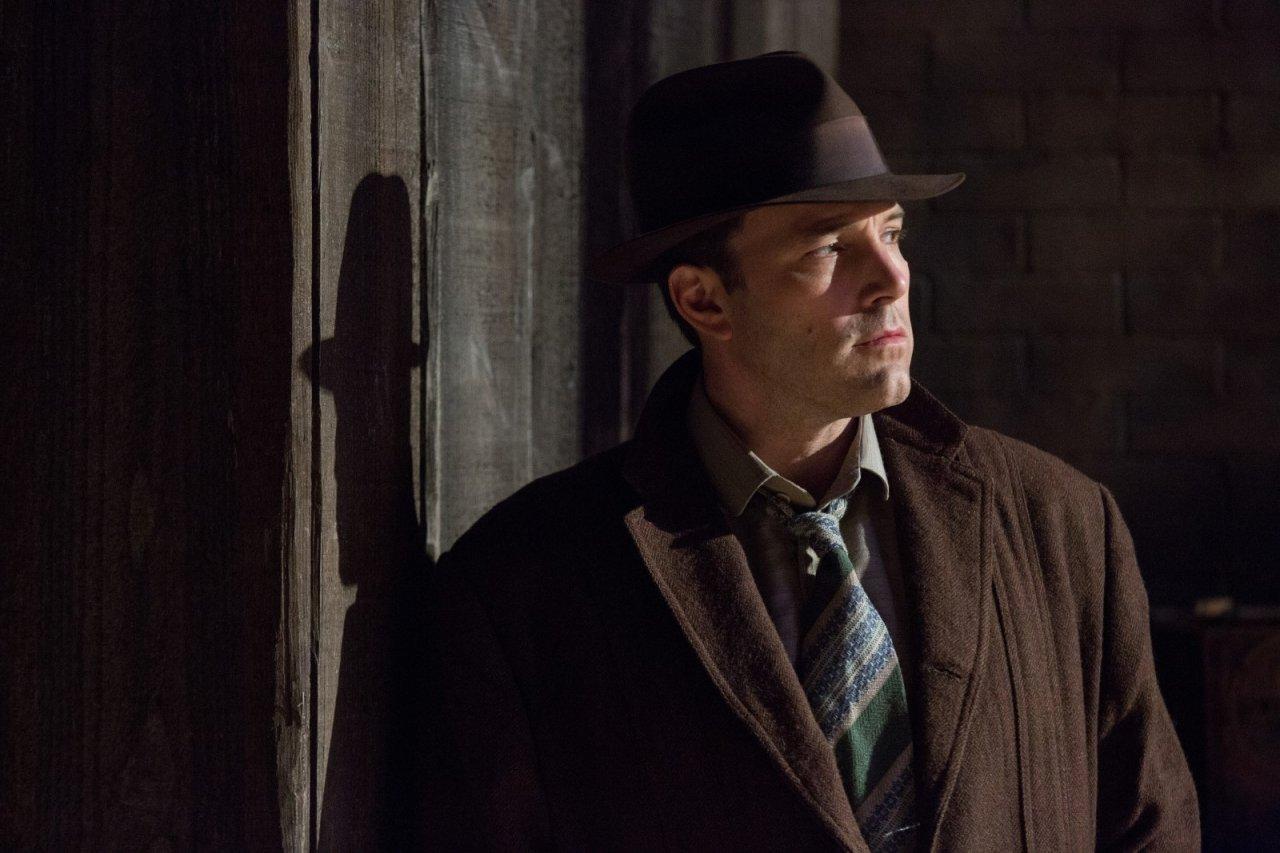 Ben Affleck als Joe Coughlin in Live by Night