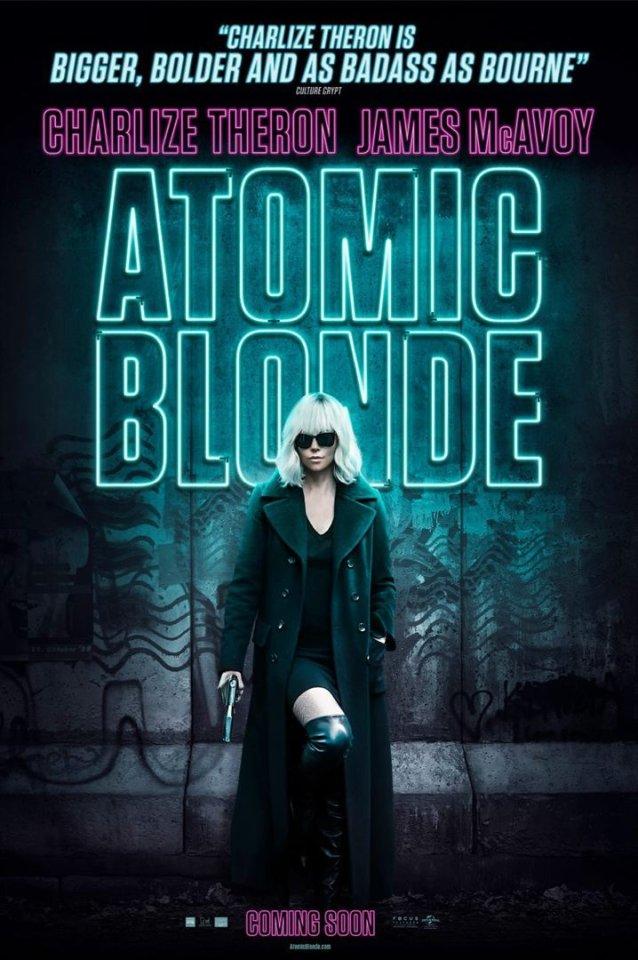 Atomic Blonde läuft ab dem 24. August 2017 in den deutschen Kinos. © Universal Pictures International