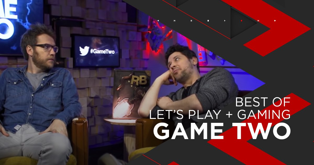 Nominiert für Lets's play + Gaming: Game Two