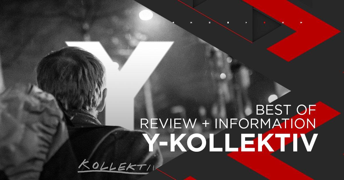 Nominiert für Review + Information: Y-Kollektiv