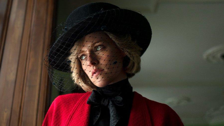 """Kristen Stewart asl Prinzessin Diana im Biopic """"Spencer"""""""