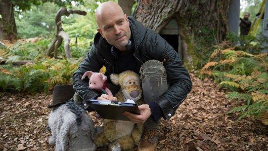 Tauchte seiner Tochter zuliebe mit dem Kinofilm Christopher Robin in die Stofftierwelt von Pu der Bär ab: Regisseur Marc Forster (48)