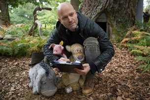 """Tauchte seiner Tochter zuliebe mit dem Kinofilm """"Christopher Robin"""" in die Stofftierwelt von """"Pu der Bär"""" ab: Regisseur Marc Forster (48)"""