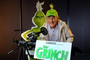 """Zwei Klassiker unter sich: In der deutschen Version der Kinderbuch-Verfilmung """"Der Grinch"""" leiht Otto Waalkes dem ultimativen Weihnachtsmuffel seine markante Stimme."""