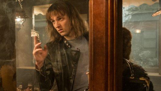 Spielt die Hauptrolle als junger Udo Lindenberg: Jan Bülow.