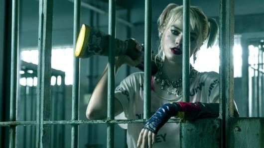 Margot Robbie als Harley Quinn.