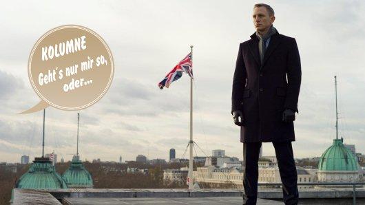 """Geburtstagskind Daniel Craig will in """"Bond 25"""" (2019) zum fünften Mal den britischen Geheimagenten spielen – unser Kolumnist ist strikt dagegen."""