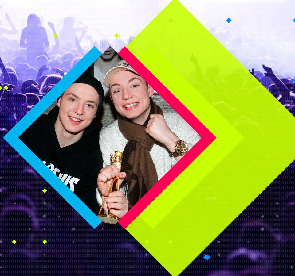 Heiko und Roman Lochmann, besser bekannt als DieLochis, gewannen 2017 den Digital Award in der Kategorie Music Act.