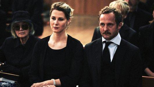 Katrin Röver und Maximilian Brückner in Hindafing.