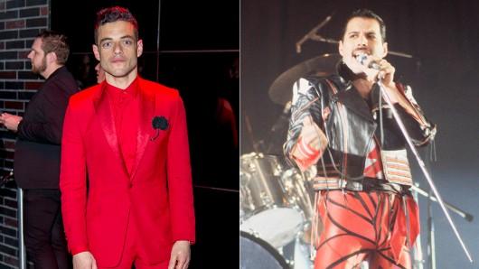 Rami Malek spielt den 1991 verstorbenen Queen-Sänger Freddy Mercury.