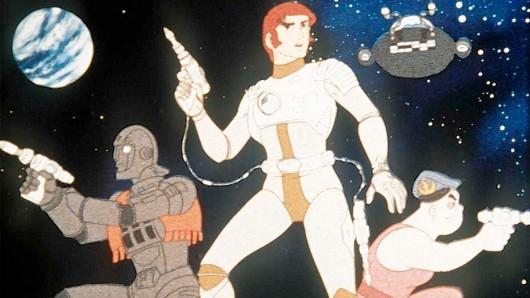 Captain Future-Neuverfilmung geplant.