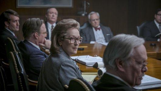 """In den 70er Jahren übernimmt Kay Graham (Meryl Streep) das Familienunternehmen """"Washington Post Company"""" und wird damit die erste weibliche Zeitungsverlegerin der USA."""