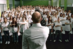 "Bald als Serien-Reboot bei Netflix: Dennis Gansels Bestseller-Verfilmung ""Die Welle"" (2008)"