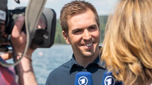 Neuzugang im ARD-Team: Philipp Lahm