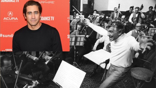 Jake Gyllenhaal (37) wird im Biopic The American den Taktstock des 1991 verstorbenen Star-Dirigenten Leonard Bernstein übernehmen.