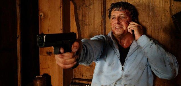 Flucht durchs Höllental: Klaus Burg (Hans Sigl) muss seine Tochter retten.