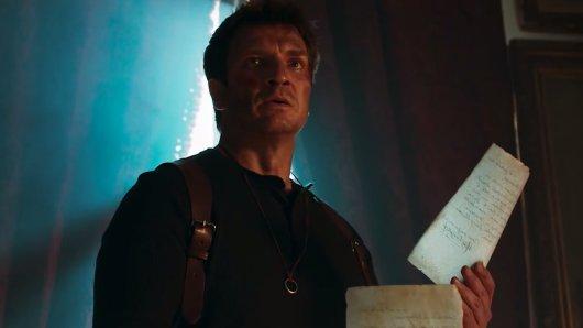Nathan Fillion spielt in einem Uncharted-Fanfilm die Hauptrolle.
