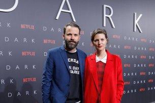 """Stechen bald mit ihrer zweiten Netflix-Serie in die Streaming-See: die """"Dark""""-Schöpfer Jantje Friese und Baran bo Odar"""