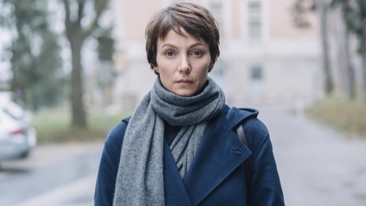 Julia Koschitz übernimmt die Hauptrolle als ermittelnde PÜsychologin im ZDF-Thriller Im Schatten der Angst