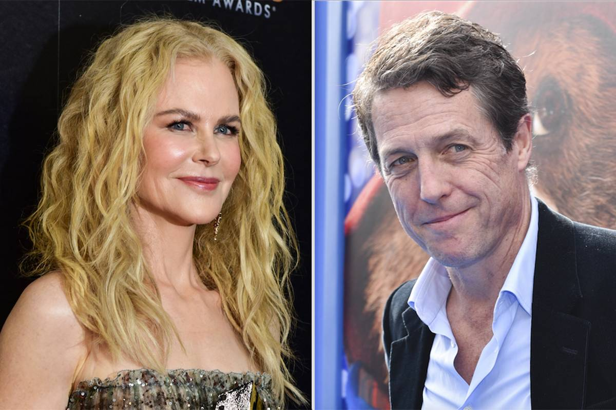 The Undoing Hugh Grant Bei Nicole Kidmans Miniserie An Bord News