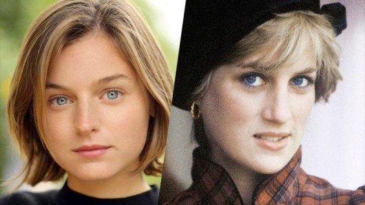 Emma Corrin wird in der 4. Staffel von The Crown die Rolle der Lady Di übernehmen.