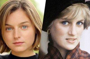 """Emma Corrin wird in der 4. Staffel von """"The Crown"""" die Rolle der Lady Di übernehmen."""