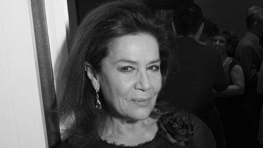 Im Alter von 76 Jahren am Osterwochenende 2019 verstorben: Schauspiel-Grande-Dame und GOLDENE KAMERA-Preisträgerin Hannelore Elsner