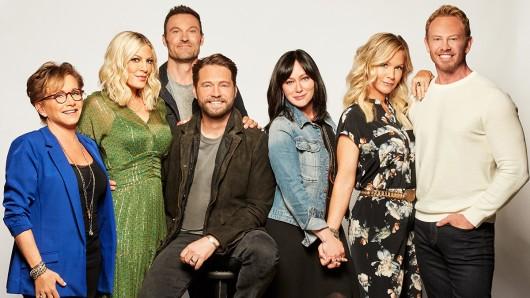 Beverly Hills 90210-Cast vereint!