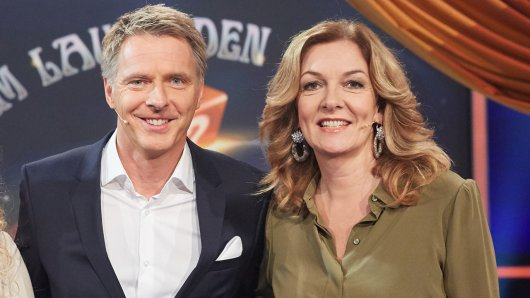 Das neue Talk-Traumpaar des NDR: Ur-Gastgeberin Bettina Tietjen und der Alexander-Bommes-Nachfolger Jörg Pilawa