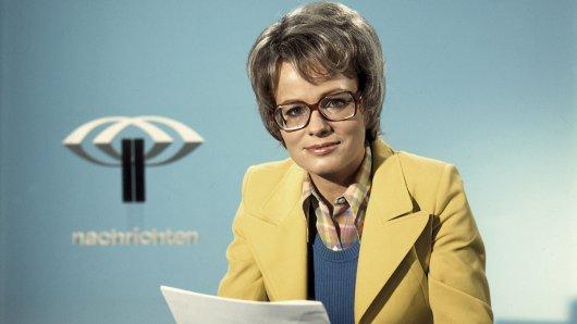 Die Nachrichtenmoderatorin Wibke Bruhns ist im Alter von 80 Jahren gestorben.